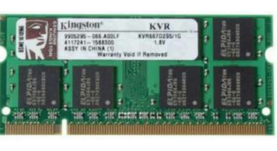Memoria Notebook Ddr2 1g , Escolha Modelo E Frequência