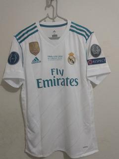 Camisa Real Madrid Versão Jogador - Pronta Entrega