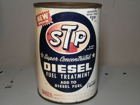 Stp Super Concentrated Fuel Treatment
