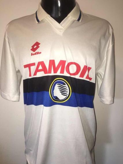 Atalanta Itália 1993 Lotto Unif.2 Tamoil Tam.g Rara