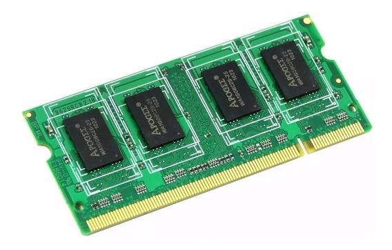 Memoria Notebook Ddr2 1gb/800 Compativel 667mhz