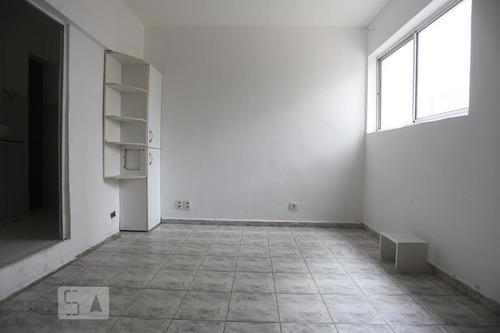 Apartamento À Venda - Bela Vista, 1 Quarto,  34 - S893098108
