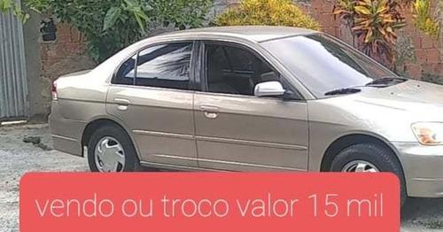 Honda Civic 2003 1.7 Ex 4p