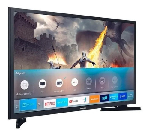 Televisor Smart Samsung 32 Hd Un32t4300 2020 Tdt