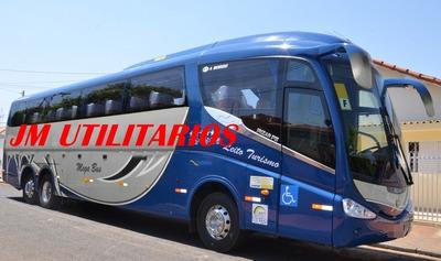 Irizar Pb 2012 Volvo B380 6x2 Turismo Jm Cod 472