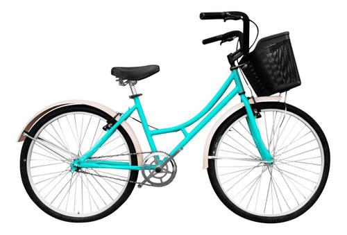 Imagen 1 de 1 de Bicicleta Playera Rin 24 Sin Cambios