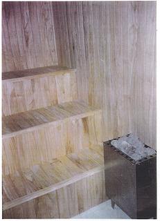 Sauna De Madera Seco 1.50x1.50 Oferta Leer Descripción