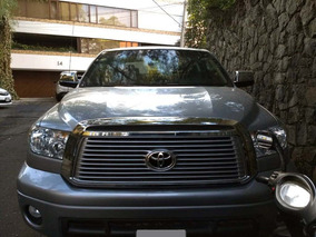 Blindada 2011 Toyota Tundra Doble Cabina Nivel 4 P Blindados