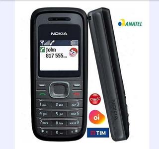 Nokia 1208 Usado Bateria Longa Duração, Lanterna.