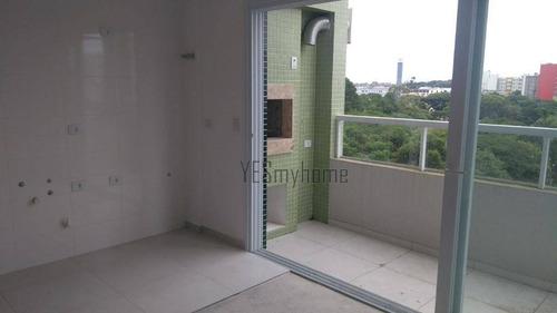 Apartamento Com 2 Quartos À Venda, 69 M² Por R$ 504.000 - Cristo Rei - Curitiba/pr - Ap1928