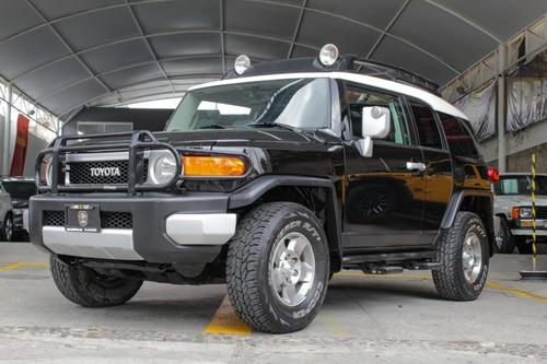 Imagen 1 de 15 de Toyota Fj Crusier Premium 2010 Cambio