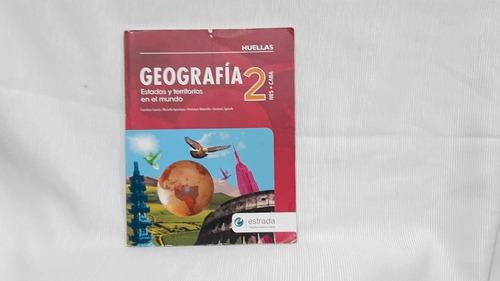 Geografia 2 Nes Caba Huellas - Estados Y Territorios En El M