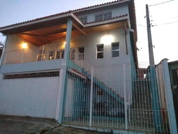 Casa Com 4 Dormitórios À Venda, 326 M² Por R$ 650.000,00 - Jardim Das Flores - Santa Branca/sp - Ca0119