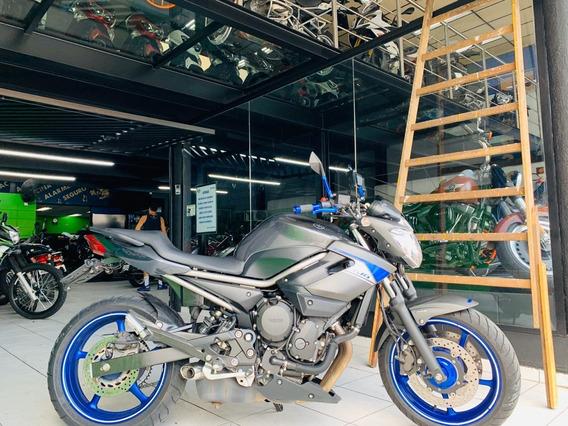 Yamaha Xj6n Abs