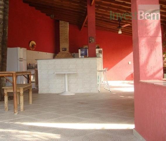 Chácara Residencial À Venda, Vale Verde, Valinhos. - Ch0002