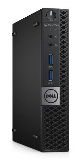 Dell Optiplex 7040m Core I7-6700t 8gb Ram Hd 500gb