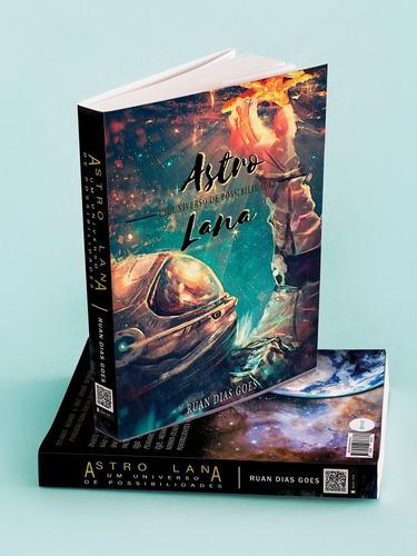 Imagem 1 de 1 de Astro Lana - Um Universo De Possibilidades