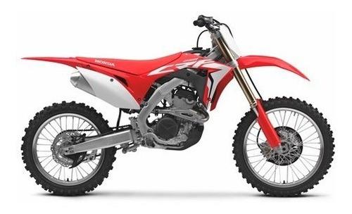 Funda Cubre Moto Honda Crf250r Con Bordado