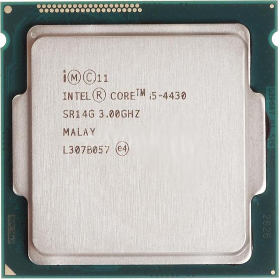 Processador Core I5 4430 1150 3,0 Ghz Up 3,2 + 12x Sem Juros