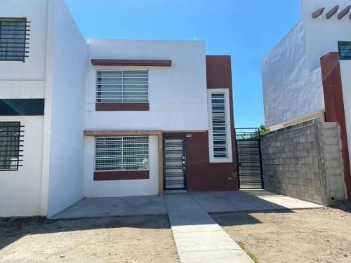 Casa En Venta Culiacan La Rioja