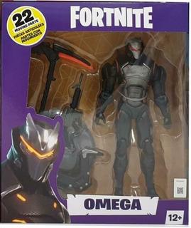 Muñeco Fortnite 7 Omega Sobre Ruedas Juguetes