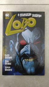 Encadernado Lobo Dc Comics