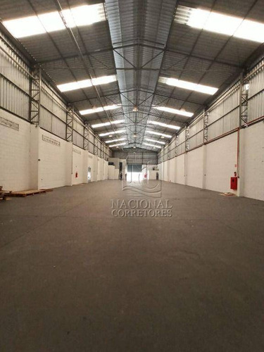 Imagem 1 de 19 de Galpão À Venda, 810 M² Por R$ 2.700.000,00 - Alvarenga - São Bernardo Do Campo/sp - Ga0682