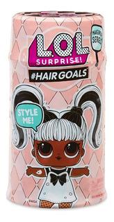Lol Surprise! #hairgoals Capsula +15 Sorpresas Cabello Real