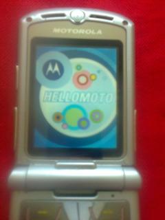 Telefono Motorola Cdma Esta Como Nuevo