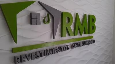 Placas Antihumedad Rmb Revestimientos