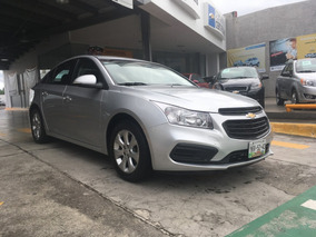 Chevrolet Cruze Ls 2016 4 Cil. 1.8 Lts.