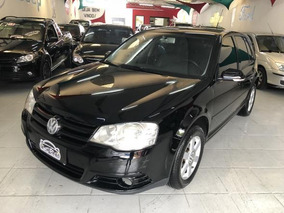 Golf 1.6 Mi Total Flex 8v 4p Preto 2008 Completo !!!