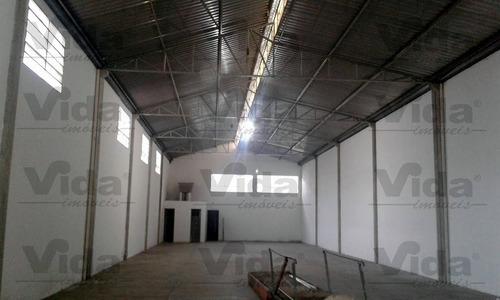 Galpão Para Locação, 500.0m² - 35082