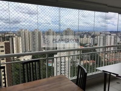Ba113020 - Apartamento 3 Dorms. (2 Suítes), Morumbi - São Paulo/sp - Ba113020