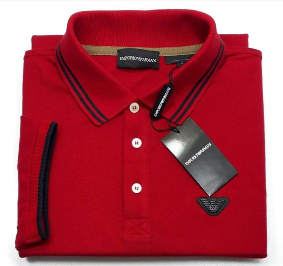 Camiseta Polo Marca Emporio Armani M (no Armani Exchange)