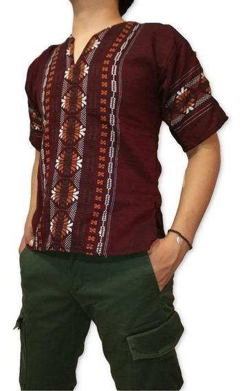 Camisa Artesanal Chiapas