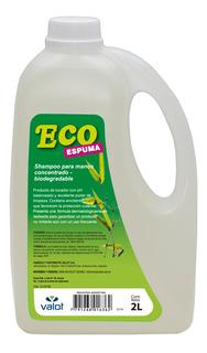 Shampoo Liquido Espuma Para Manos Concentrado 2lt Valot