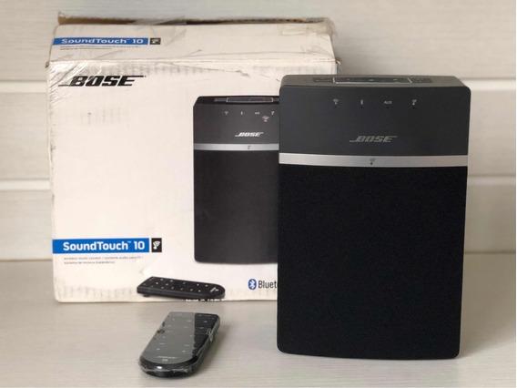 Caixa De Som Bose Soundtouch 10 Usb / Bluetooth/ Wi-fi