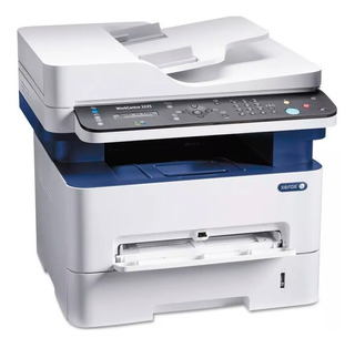 Impresora Multifuncion Xerox Phaser 3225 Red Duplex Usb