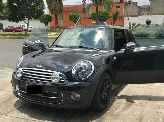 Mini Cooper 1.6 All Black Aa At 2013