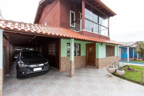Casa Em Vila Nova Com 4 Dormitórios - Lu430792