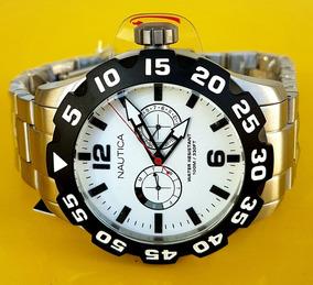 Relógio Nautica Lançamento A21014g Original.