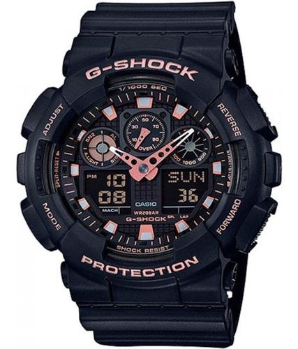 Relógio Casio Original G-shock Ga-100gbx-1a4dr +nota Fiscal