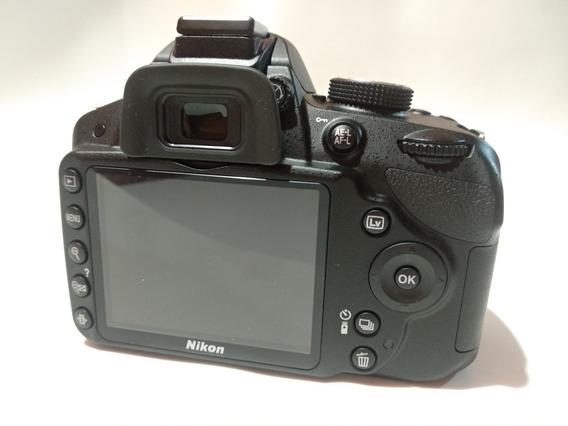 Nikon D3200 Body Nueva (leer Descripción)