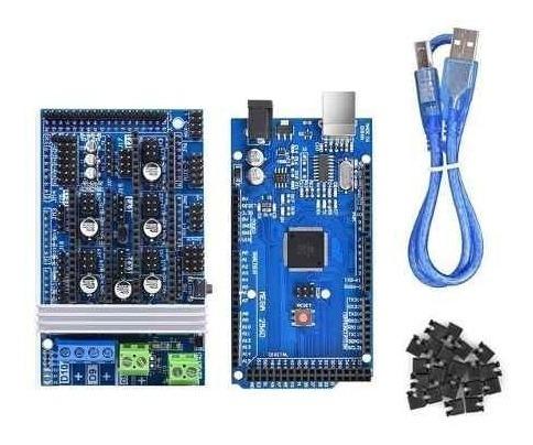 Kit Arduino Mega 2560 + Ramps 1.6 + Cabo Usb
