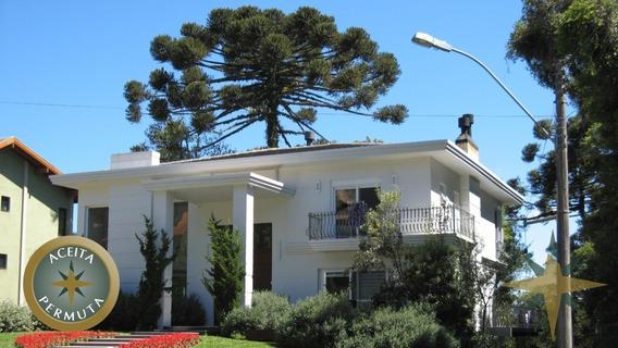 Casa Em Condomínio - Quinta Da Serra - Canela, Rs - 295 - 31912699