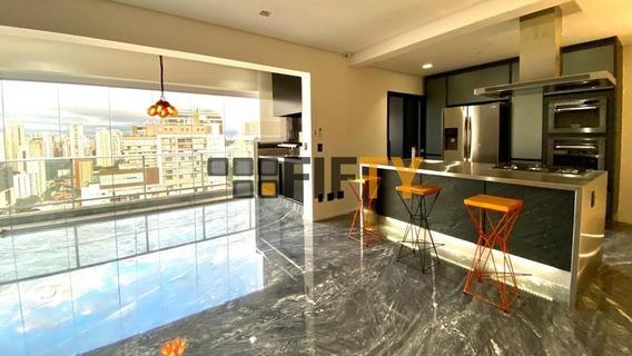 Cobertura Com 3 Dormitórios À Venda, 175 M² Por R$ 2.290.000,00 - Brooklin - São Paulo/sp - Co1689