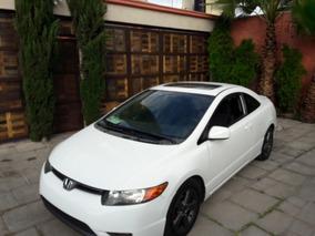 Honda Civic Coupe 5vel 2 Puertas Std