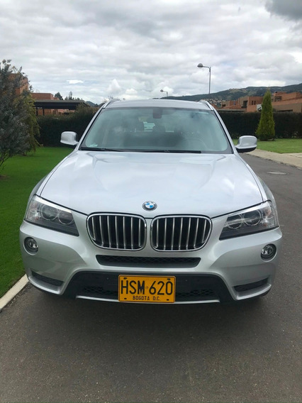 Bmw X3 3.5 I Drive