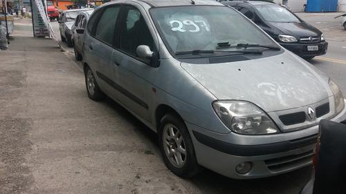 Sucata Renault Scenic 2.0 Rxe Blindada (somente Peças)